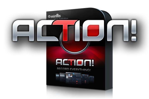 Mirillis Action 3.9.0 Crack.