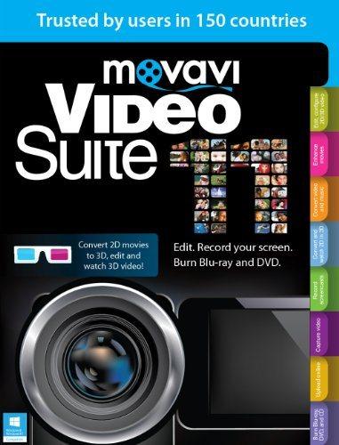 Movavi Video Suite 18.2.0 Crack